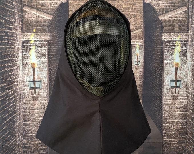 Overmask Fencing Hood - 8 Stock Colors - Gipsy Peddler Rapier Armor