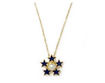 Stars of Freedom Necklace - America