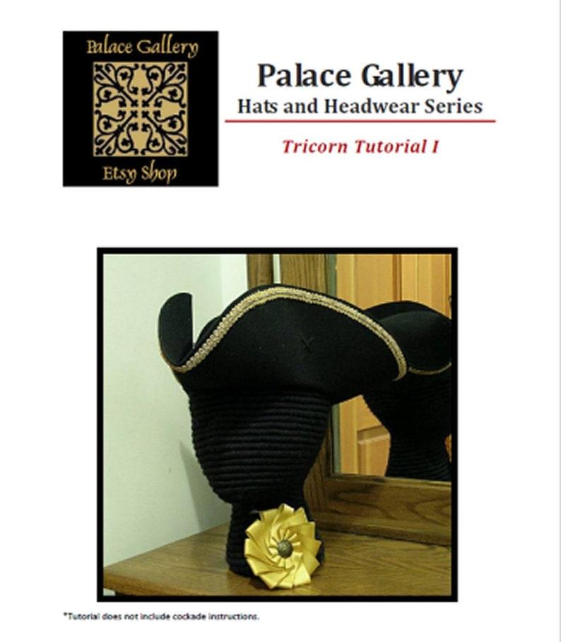 DIY Trimmed Tricorn Tutorial image 0