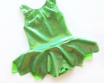 Tinkerbell leotard - tinkerbell costume- fairy costume- pixie leotard- baby toddler girls- dancewear- green leotard- sparkly leotard- dance  sc 1 st  Etsy & Fairy costume | Etsy