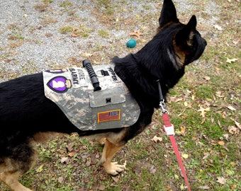 Vests For Vets Custom Handmade Service Dog Vests Made From