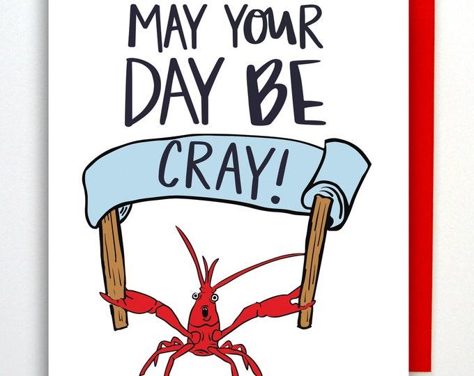 Funny Birthday Card, Funny Greeting Card, Birthday Card, Cray Card, Birthday Cards, Funny Card, Sarcastic Birthday Card, Vagina