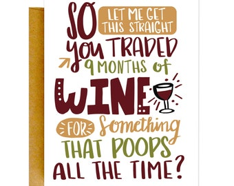 9 Months Without Wine