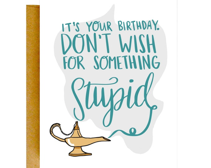Funny Birthday Card, Funny Greeting Card, Birthday Card, Funny Cards, Birthday Card, Funny Card, Unique Birthday Card, Funny Cards
