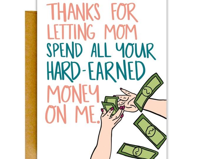 Hard-Earned Money