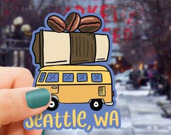 Seattle Vinyl Sticker