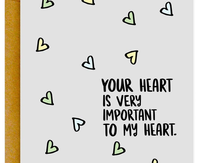Valentine's Day Card, Love Card, Funny Valentines Card, Card for Him, Funny Love Card, Card for Boyfriend, Card for Him, Anniversary Card