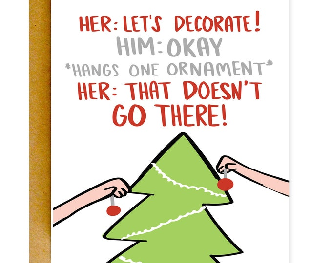 Funny Christmas Card, Christmas Card, Funny Holiday Card, Mistletoe Card, Christmas Card, Funny Seasonal Card, Funny Cards, Funny Christmas
