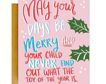 Funny Christmas Card, Christmas Card, Funny Holiday Card, Holiday Card, Christmas Card, Funny Card, Funny Cards, Funny Christmas, Xmas Card