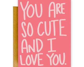 Funny Valentines Day Card, Valentines Card, Funny Love Card, Card for Him, Anniversary Card, Card for Him, Birthday Card, Valentine Card