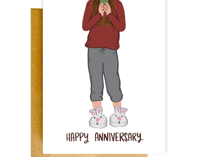 Funny Anniversary Card, Anniversary Card, Funny Love Card, Wedding Anniversary Card, Card for Him, Wedding Anniversary, Anniversary Gift