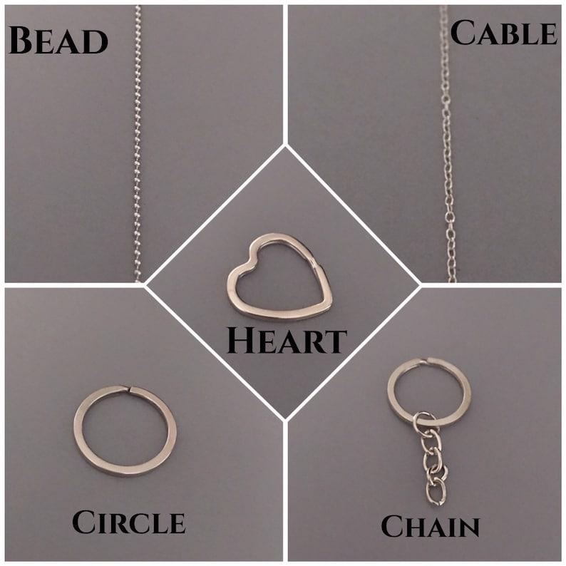 Flower Necklace-Flower Jewelry-Daisy Necklace-Friendship Jewelry