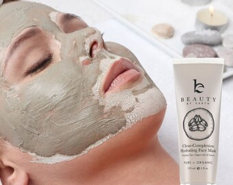 Beauty by Earth Clear Complexion Hydrating Facial Mask