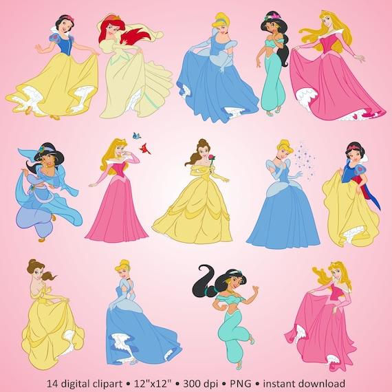 Acquista 2 Get 1 Free Personaggi Disney Festa Fantastica Etsy