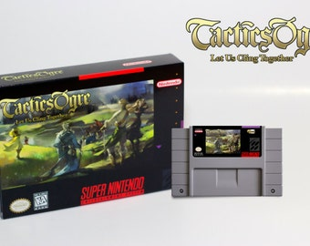 SNES Violinist of Hamelin Super Nintendo Game Cart & Box