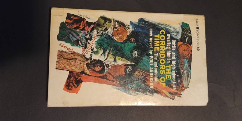 The Corridors of time the astonishing novel by Poul Anderson