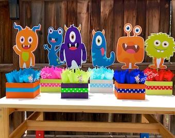 Birthday Centerpiece Etsy