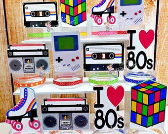 80s Party Etsy