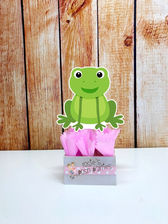 Party Favor Frog Popper