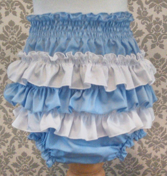 Adult frilly knickers