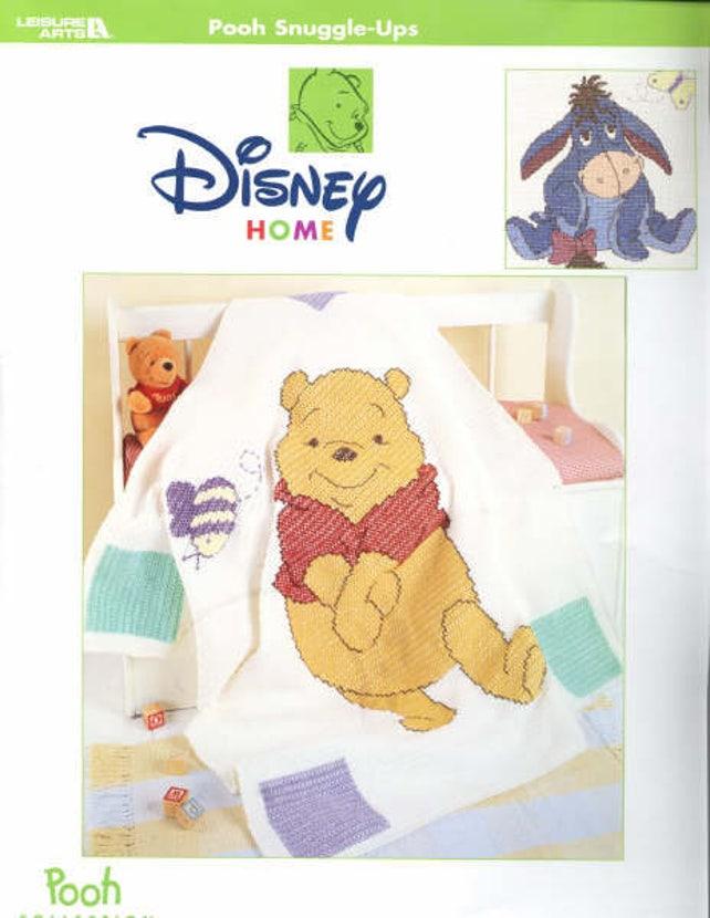 Pooh Bär & Freunde afghanisch/stricken afghanisch/häkeln Decke | Etsy