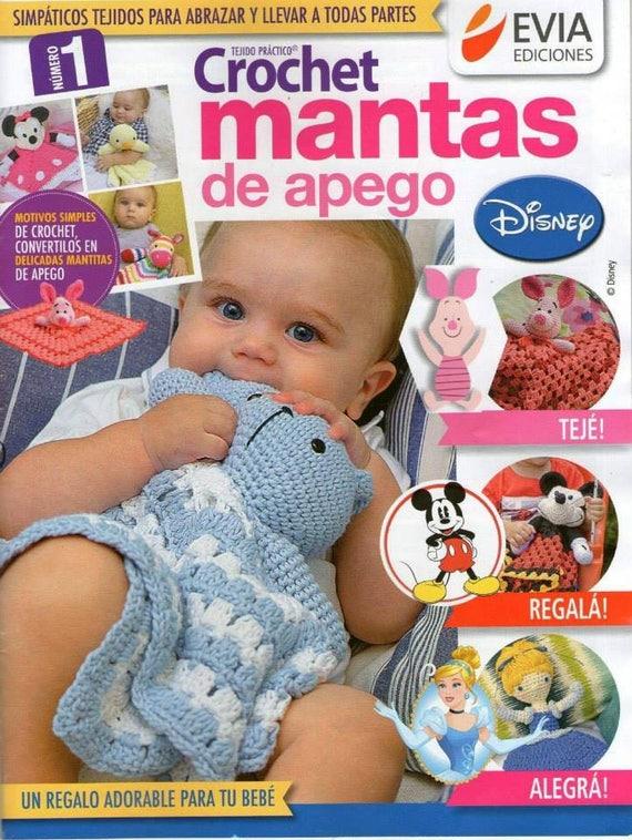 Disney baby decken/Baby Afghan/stricken afghanisch/häkeln