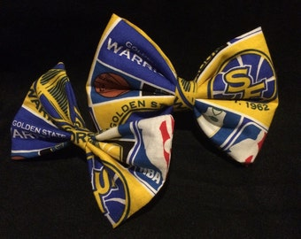 Golden State Warriors Bow