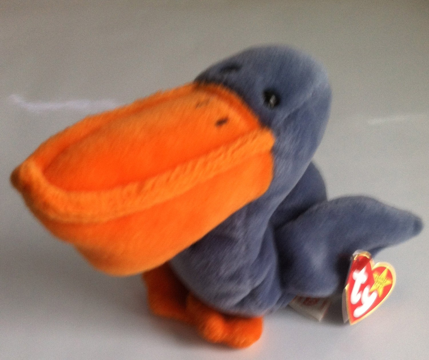 8fe84f8193e Ty Beanie Baby retired Scoop the pelican