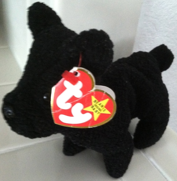 feecc2b2082 Beanie Baby Retired Original Scottie the Dog 4102