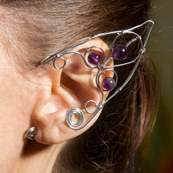Elven Ear Cuff No Piercing Jewellery