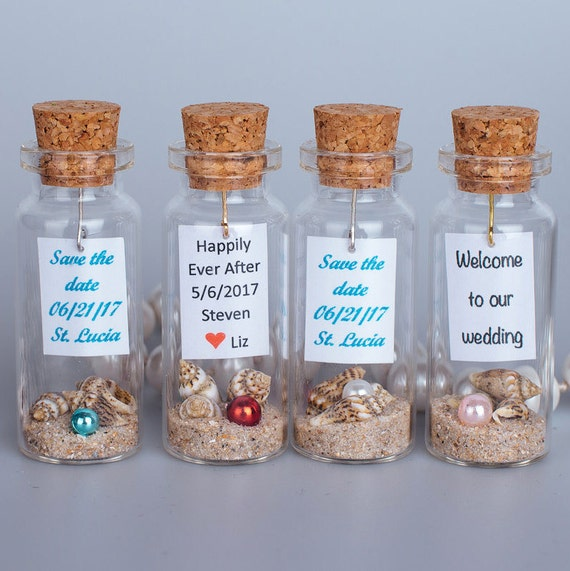 Bridesmaid Gifts Beach Wedding: Wedding Favors For Beach Wedding Party Gift For Guest Beach