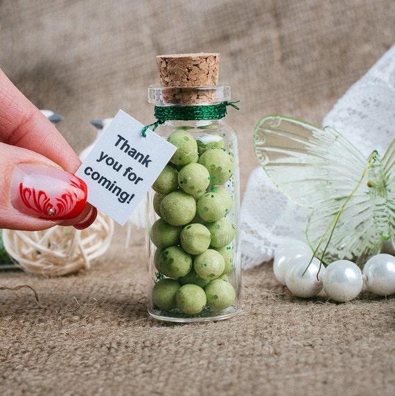 Gastgeschenke für Hochzeit grüne Hochzeit Gefälligkeiten Mint | Etsy
