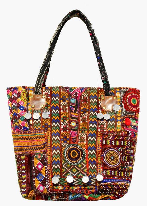 1df1ad2c234e Vintage boho bag for women hobo bag banjara bag hippie bag