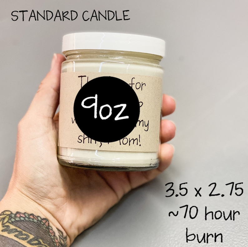 Plant Lady Plant Mom plant gifts A to Z Candles