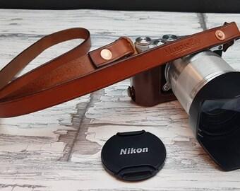 Leather Camera Neck Strap
