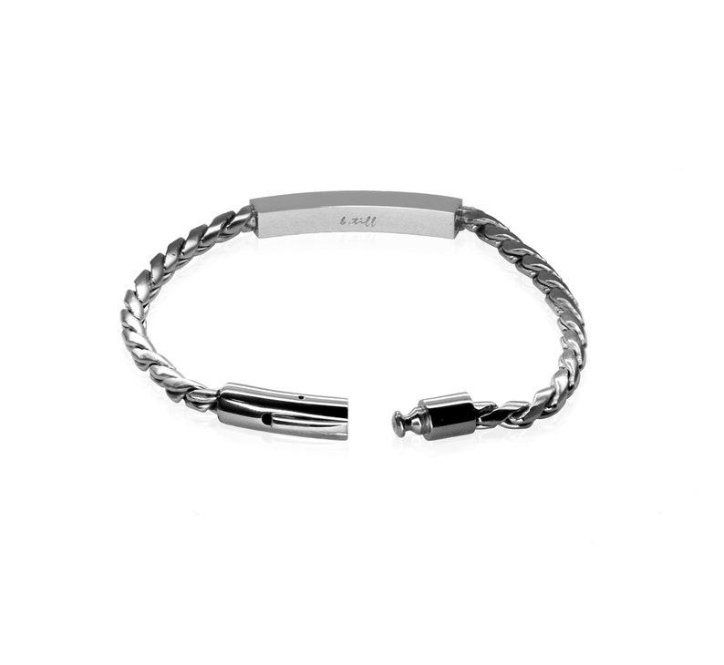 B.Tiff Pave Luxe Bracelet