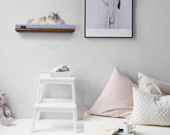 Pet Furniture, Wood Shelf, Cat Lover Gift, Cat, Cat Gift, Kitten, Kitty, Pet Play, Cat Toys, Cat Perch, Cat Shelf, Cats, Cat Lover Gifts
