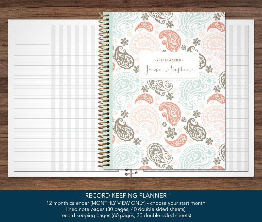 50 Graduation Commence Mints 2019 Or 2020 Graduation: 2019 2020 Record Keeping Monthly Planner For Teachers / 12
