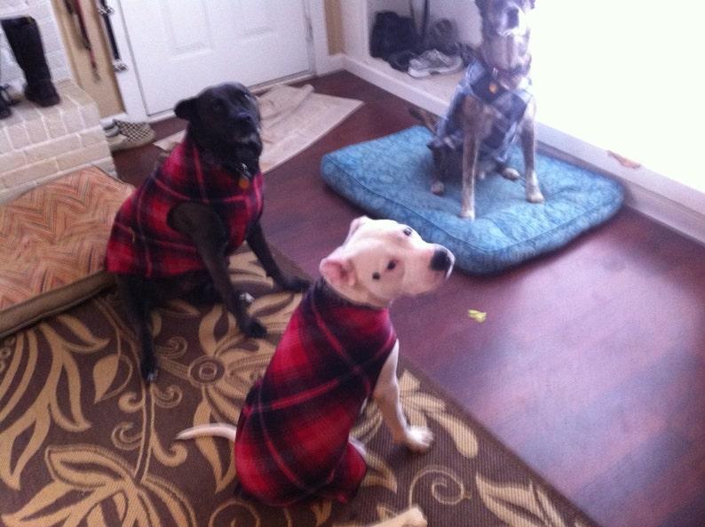 Who Tardis The Hooligan Life Fleece Dog Snugglie Snuggly Sweater Dr