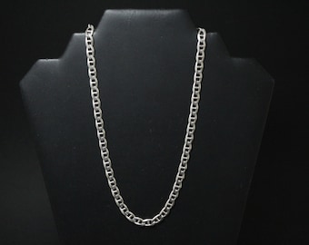 91600b364a8 Sterling Silver Gucci Link Chain
