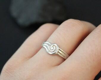 Greek Style Ring Etsy