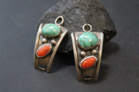 Old Pawn Sterling Silver Old Pawn Turquoise and Co