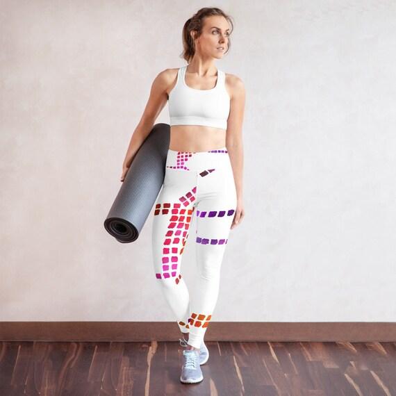 Yoga Leggings - Women Pants  - Gym Butt Lifting High Waist Anti Cellulite Tummy Control Booty Running Tights Dancing Pants