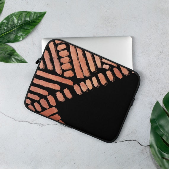 Imperfect Copper Laptop Sleeve