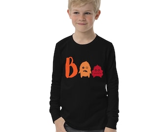 Halloween Shirt - Halloween Boo Shirt - Halloween Shirts For Girl/Boys - Boo Shirt - Boo Shirt Halloween - Boo Shirt Unisex - Boo