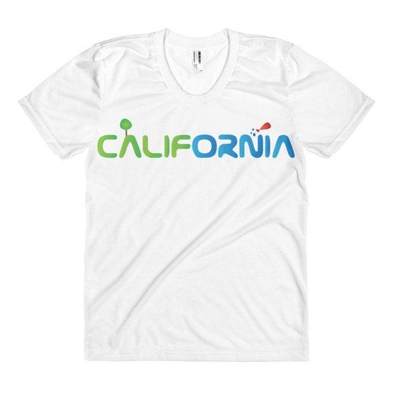 CALIFORNIA - Women's sublimation t-shirt