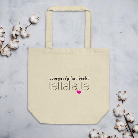 Tettallatte Eco Tote Bag