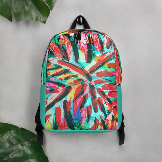 Daily Backpack Bag, Personalized Backpack,Lightweight Backpack, Backpack for Laptop, Teens gift, Travel backpack, Birthday Gift, Weekend Bag