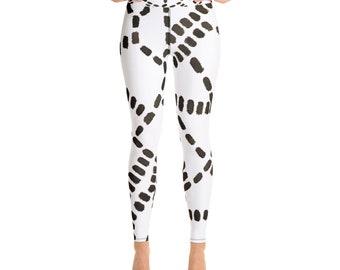 tiktok leggings, aerie leggings, spanx leggings, white leggings, gym leggings, thigh highs, tights for women,  best leggings for women