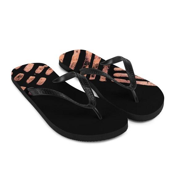 Imperfect Copper Flip-Flops